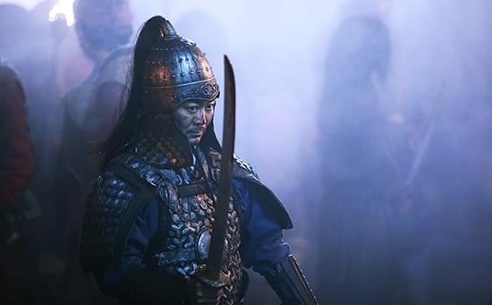 吴樾《荡寇风云》上演小人物大英雄