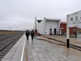 西藏海拔最高火车站正式售票