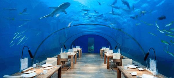 世界上超诡异的10大餐厅 不服不行!