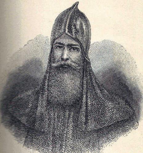 基辅罗斯领袖留里克