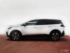 中型SUV/3月30日首发 曝东风标致5008实车