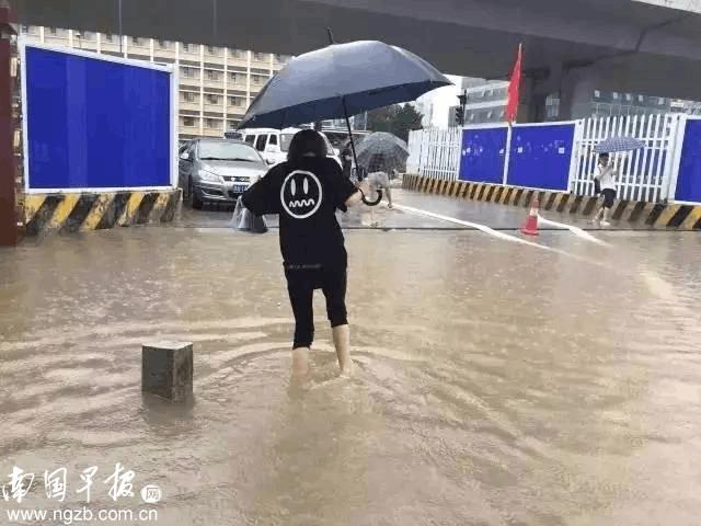 警惕:广西暴雨连连,这样做小心会感染丹毒