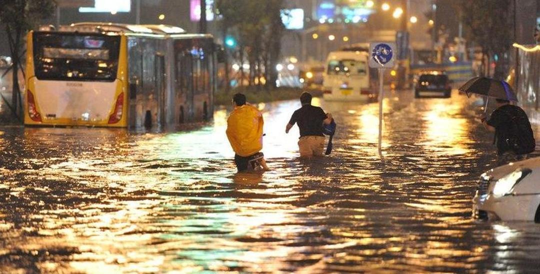 组图回忆:那些年北京经历过的暴雨