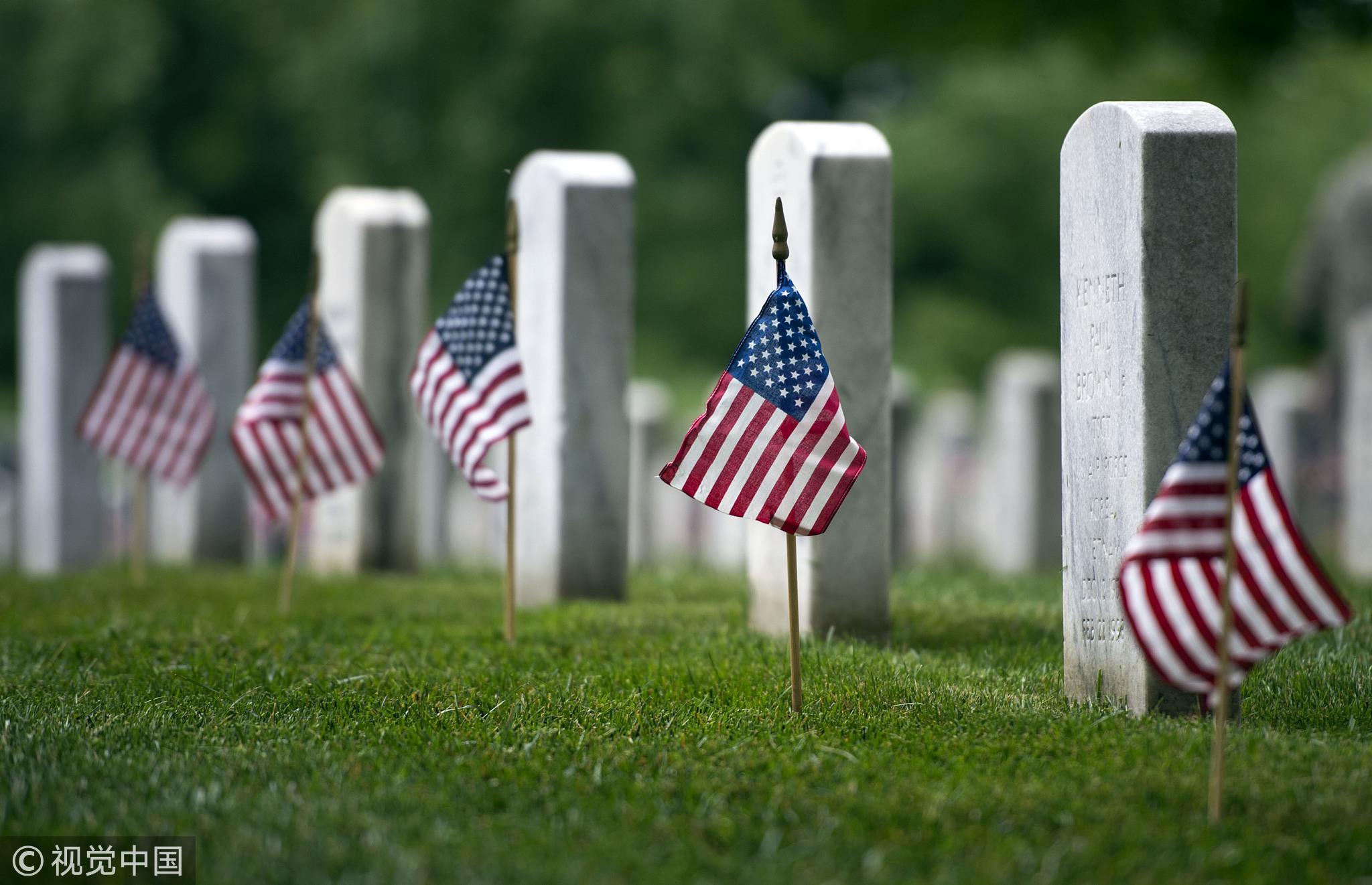 美国一处墓园安静的风景。/Everplans