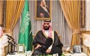 沙特王室成员向新王储宣誓