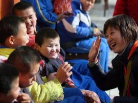 山西3.5万名残疾儿童康复项目超额完成任务