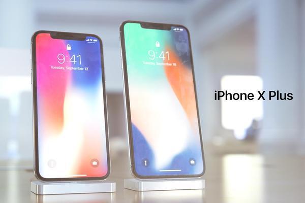 iPhone X Plus 屏幕5月量产
