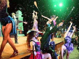 深圳世界之窗万圣节开幕 VR鬼屋等你体验