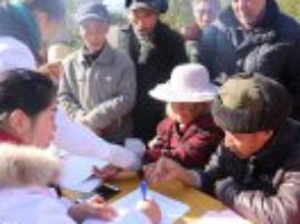 郴州:桂东县义诊服务进村惠及百姓