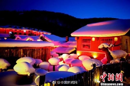 文章讲述了一位叫木木的游客,一家三口在雪乡被坑的经历。