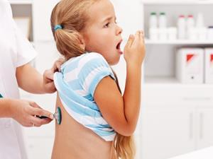 小孩咳嗽竟因为它