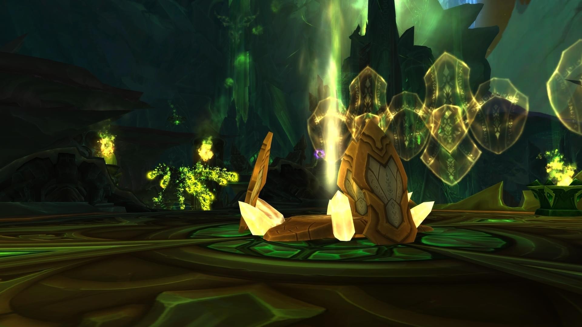 魔兽美服安托鲁斯·燃烧王座将与11月28日开启