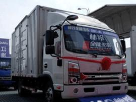 """江淮全能卡车:开启中国轻卡""""工业4.0""""之门"""