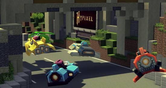 《我的世界》将于暑期上线 Hypixel要入驻中国版