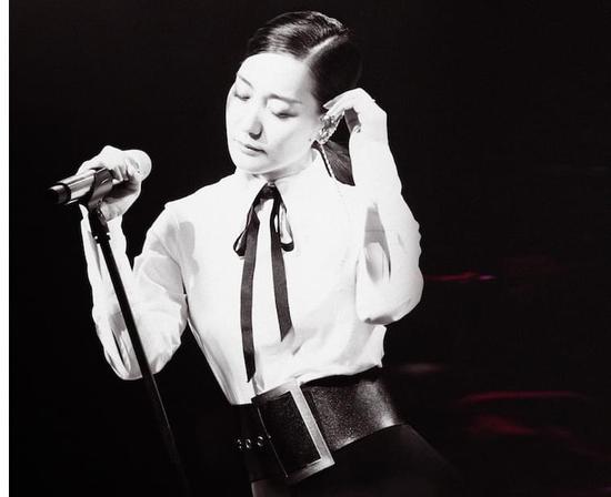 据悉谭晶将演唱红高粱主题曲《九儿》挑战韩红高音