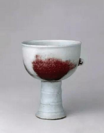 始于元代的珍稀釉里红美瓷