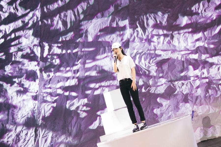 《跨界歌王》谢娜首度开唱:我不再是说唱歌手