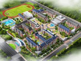 涿州市四学校同日开工建设 总投资近20亿元