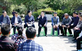 永川书记滕宏伟:增强基层党组织凝聚力和战斗力