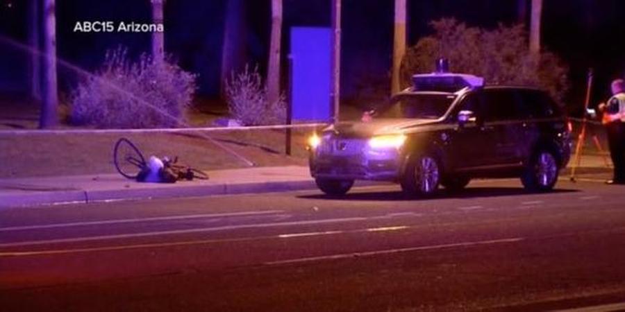 究竟孰是孰非?Uber自动驾驶车撞死横穿马路的行人