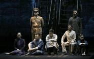 原创大型史诗话剧《雨花台》在泰州上演