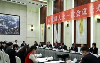 长寿书记赵世庆:切实履行宪法法律赋予的职责