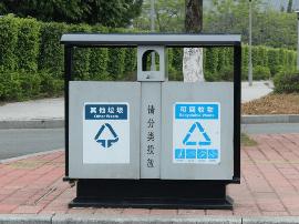 """身边的大片:""""环保侠""""智战""""垃圾虫"""""""