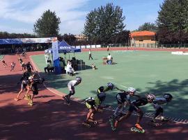 2017年河北省青少年轮滑锦标赛举行