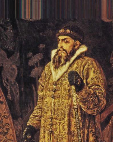 第一任沙皇伊凡四世
