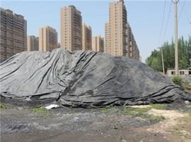 【环境】政府治污染出200万购买防尘覆盖网