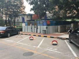万柏林区33个单位603个停车位实现对外开放