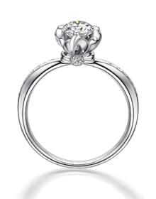 周大生珠宝推荐:哪款婚戒正合你心?