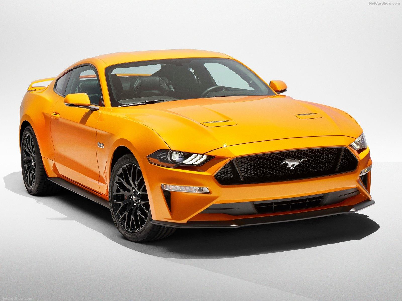 "2.3T车型也能""烧胎""了 新款Mustang配置信息"