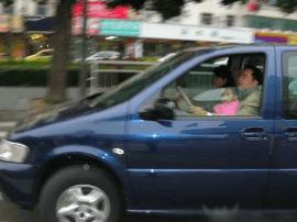 长春市民灾区搭车遇难题 幸遇热心吉林市民相助