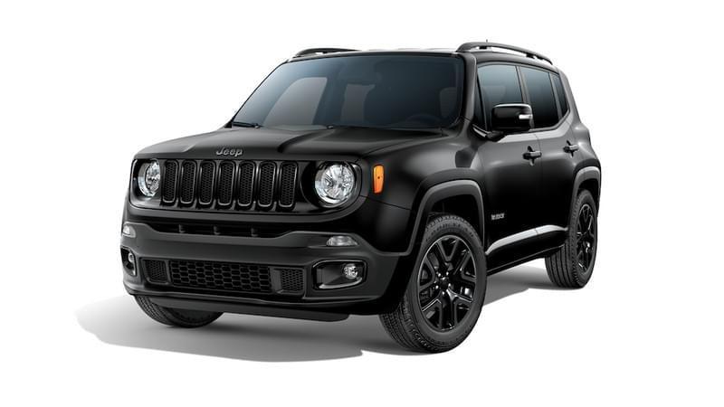 日本市场特供 Jeep自由侠特别版官图发布