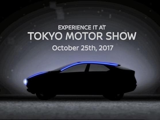 主要展示科技 日产将发布全新SUV概念车