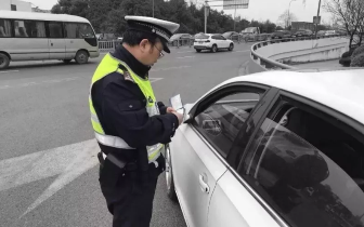 司机们请注意:宁波交警已经盯上这种违法行为!
