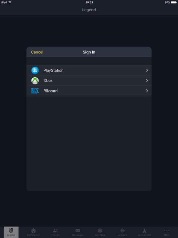 命运官方App恢复更新 主机平台8月31日预载正式版