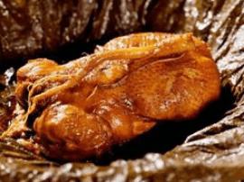 江苏常熟地区传统名菜叫花鸡