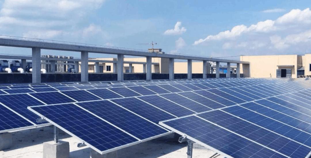 荆州50WM分布式光伏发电项目开工 总投资约3亿元