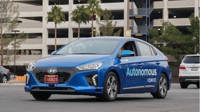 现代将为2018年平昌冬奥会投放自动驾驶车队