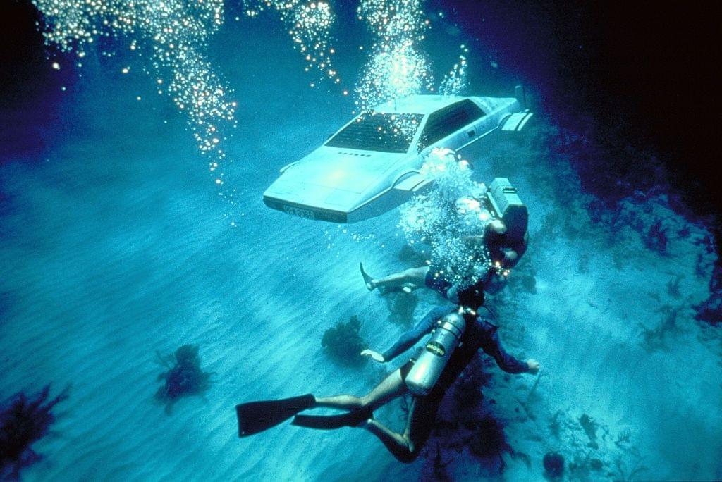特斯拉CEO马斯克欲造潜艇汽车 设计已胸有成竹