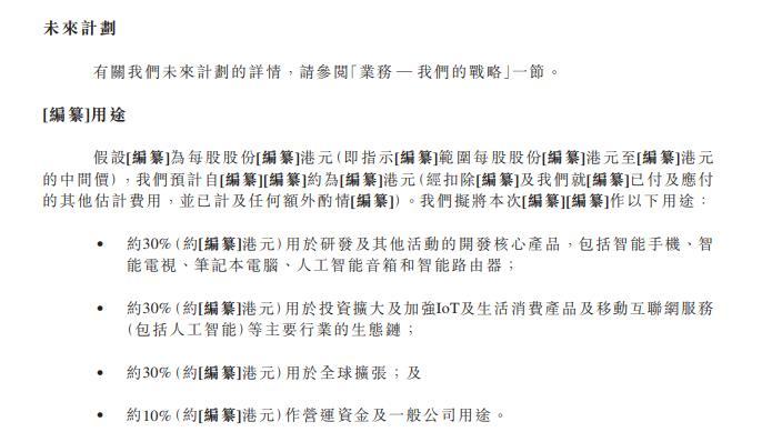 幼米递交香港IPO招股书 将是2014年来全球最大IPO