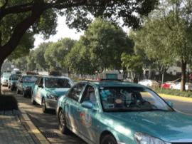 市区巡游出租车指导价公布 起步价为3公里10元