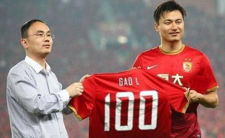 郜林已经陪伴恒大整整7年了。