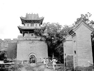 旧影专辑:中国古代文化博物馆 山西