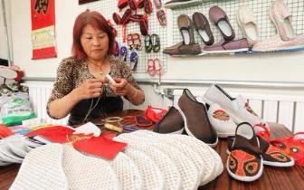布鞋|廊坊:百年传承 传统布鞋重焕光芒
