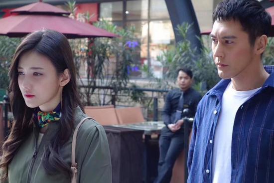 朱利安主演《电话奇缘》搭档张伦硕诠释国民女友