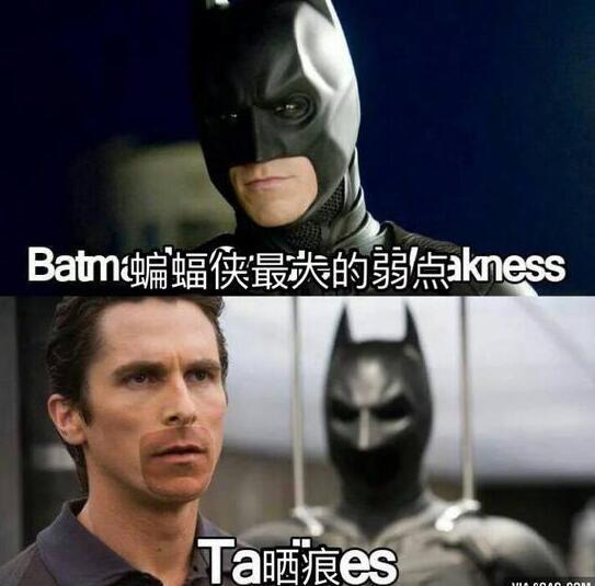 终于知道了为什么蝙蝠侠喜欢在晚上行动