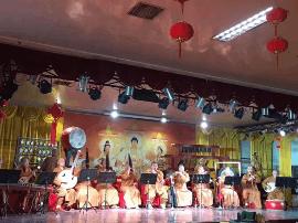 开封大相国寺梵乐团上海祈福梵乐会圆满举办